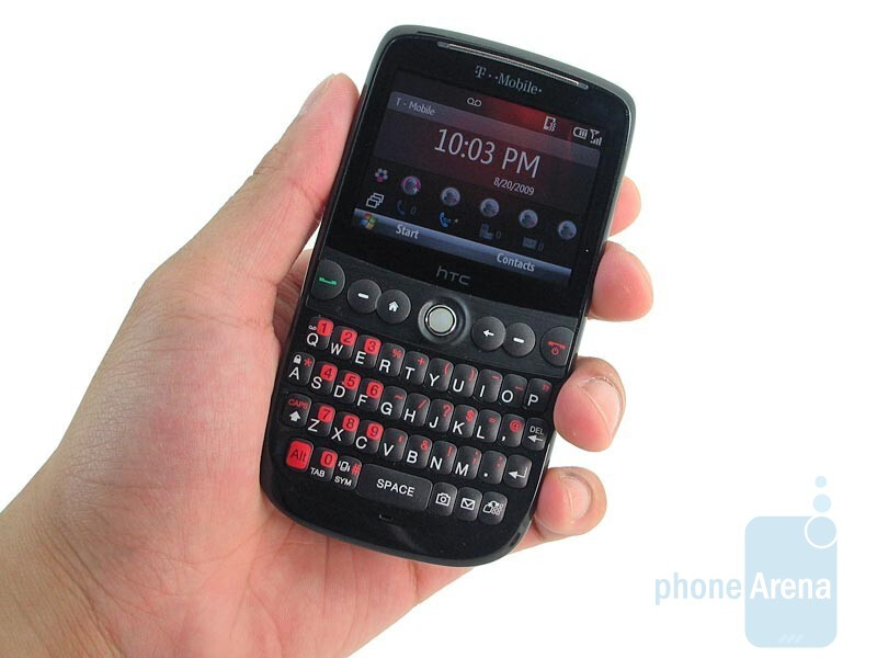 The T-Mobile Dash 3G radiates simplicity and style - T-Mobile Dash 3G Review