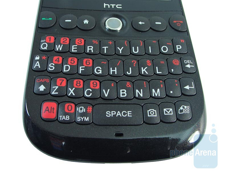 T-Mobile Dash 3G has one of thebest QWERTY keyboards on any similar devices - T-Mobile Dash 3G Review