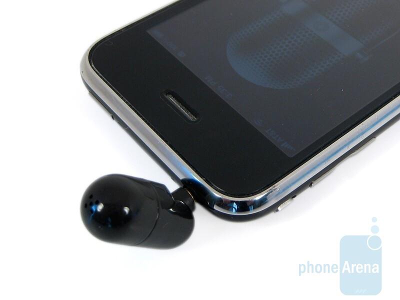 The Brando Workshop Flexible Mini Capsule for the iPhone - Brando Microphone for the iPhone 3GS Review