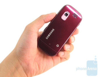 Samsung Gravity 2 has very nice construction - Samsung Gravity 2 T469 Review