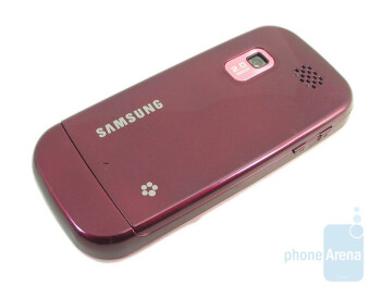 Back cover - Samsung Gravity 2 T469 Review