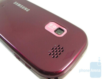 2-megapixel camera - Samsung Gravity 2 T469 Review