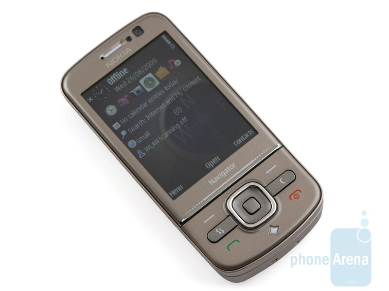 The 2.6-inch display of Nokia 6710 Navigator is awesome - Nokia 6710 Navigator Review