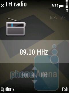 FM radio - Nokia 6710 Navigator Review