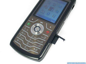 Motorola L7 SLVR Review