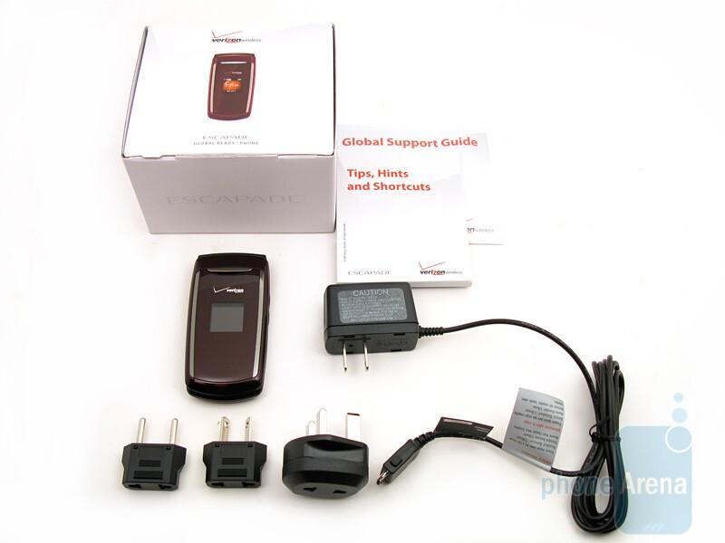 Verizon Wireless Escapade WP8990VW Review