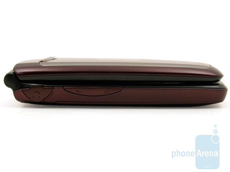 Left side - Verizon Wireless Escapade WP8990VW Review