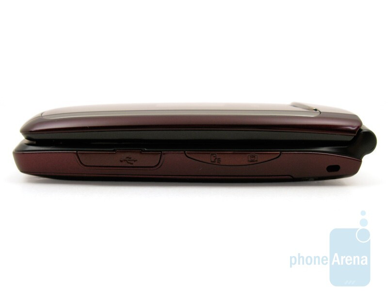 Right - Verizon Wireless Escapade WP8990VW Review