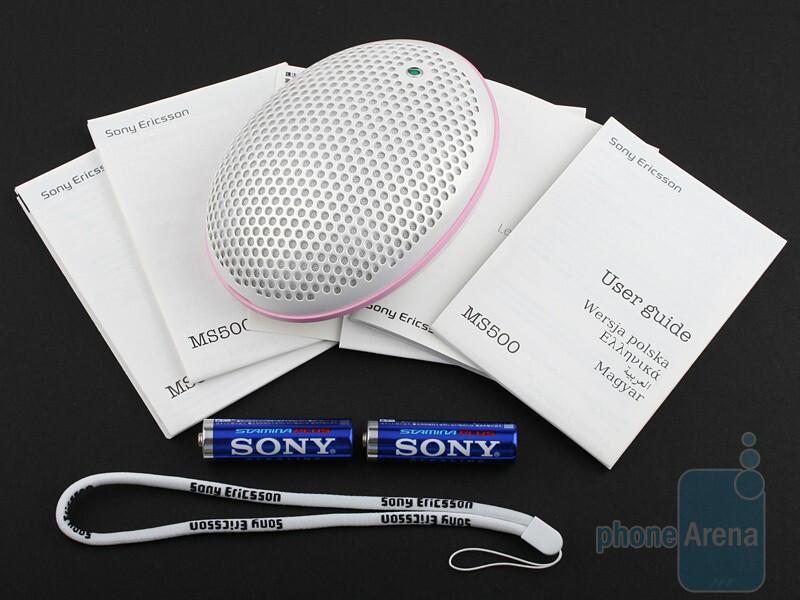 Sony Ericsson MS500 Review