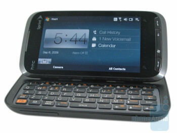 Sprint's Touch Pro2 has gotten a visual makeover - HTC Touch Pro2 for Sprint Review