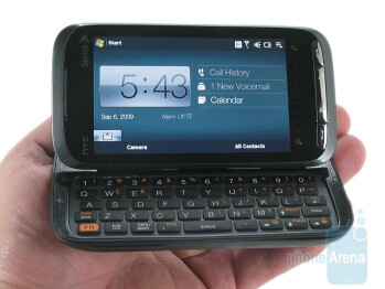 HTC Touch Pro2 for Sprint Review