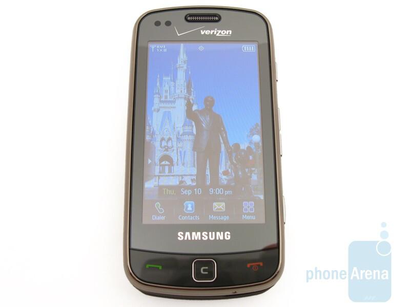 Samsung Rogue U960 Review