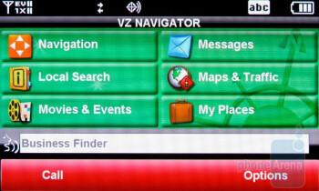 VZ Navigator - Samsung Rogue U960 Review