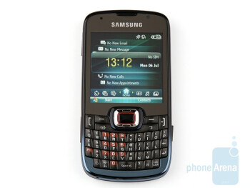 Front - Samsung OmniaPRO B7330 Preview