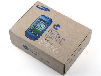 Samsung Blue Earth S7550 Preview
