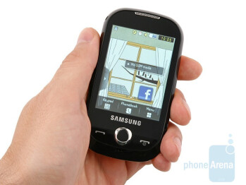 The Samsung Corby S3650 is an incredibly compact and likeable device - Samsung Corby S3650 Preview