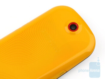 The Samsung Corby S3650 has youthful design and cheerful mood - Samsung Corby S3650 Preview
