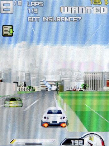 Games - Samsung Corby S3650 Preview