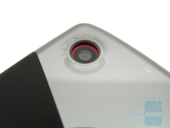 The camera - LG Chocolate Touch VX8575 Preview