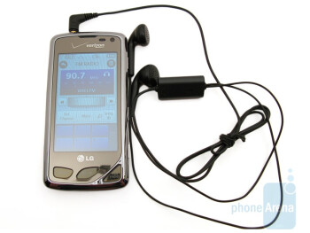 LG Chocolate Touch VX8575 Preview