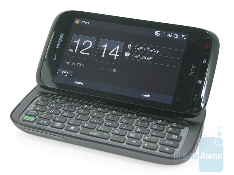 htc touch pro2 for verizon wireless review rh phonearena com Sprint HTC Touch Pro Update HTC Touch Pro 2 Accessories