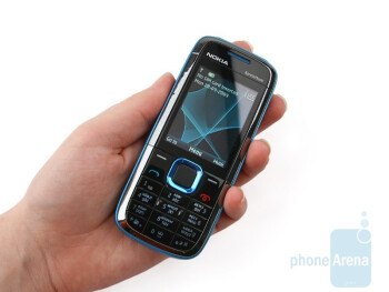 As you may see in the pictures, the Nokia 5130 XpressMusic is a really cool looking and compact device - Nokia 5130 XpressMusic Review