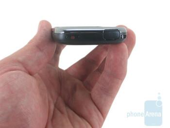Top - Samsung Instinct HD Review