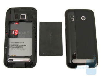 HTC Imagio XV6975 Review