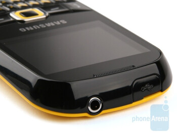 Top side - Samsung CorbyPRO B5310 & CorbyTXT B3210 Preview