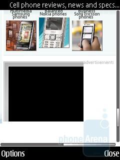 The Internet capabilities of Nokia 5730 XpressMusic - Nokia 5730 XpressMusic Review