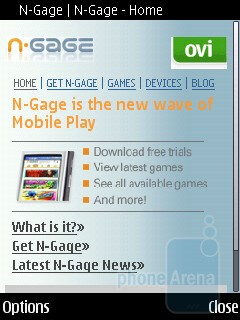 The N-Gage portal - Nokia 5730 XpressMusic Review