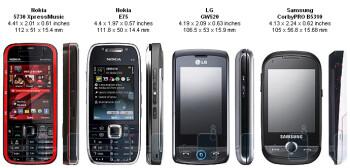 nokia 5730 xpressmusic review Nokia E7 Nokia E63