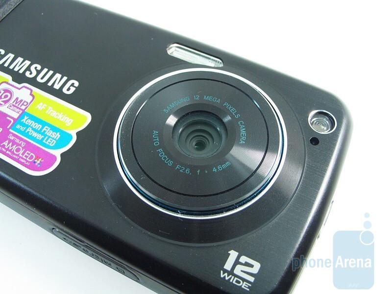 Samsung Pixon12 M8910 Review