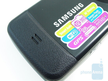 Speaker phone - Samsung Pixon12 M8910 Review