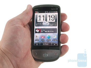 The HTC Hero CDMA is vastly different from the original - HTC Hero CDMA Review