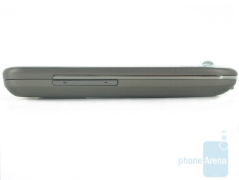The left side - HTC Hero CDMA Review