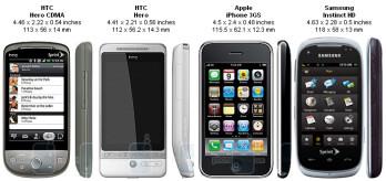 HTC Hero CDMA Review