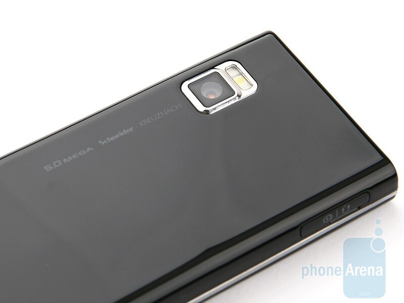 Camera - LG New Chocolate BL20 Review