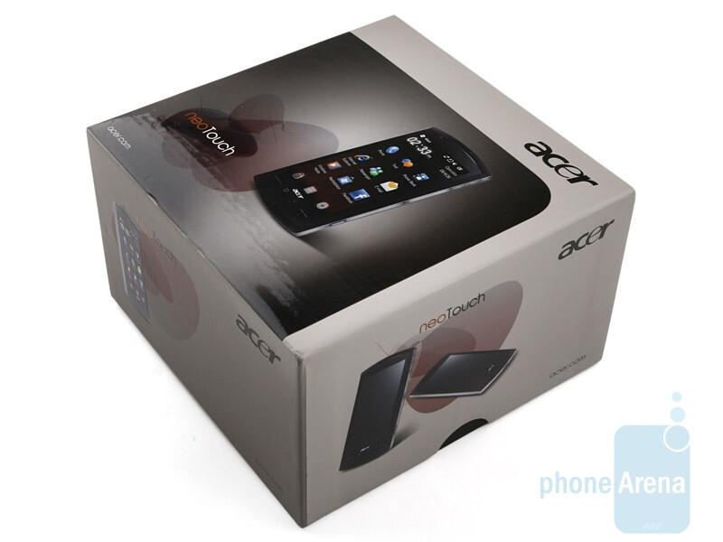 Acer neoTouch S200 Review