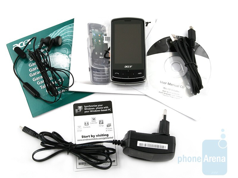 Acer beTouch E200 Review