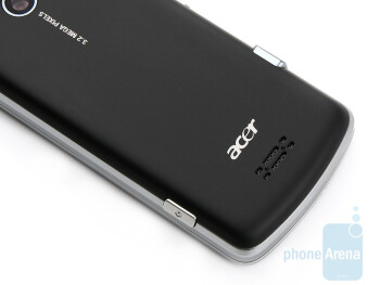 The loudspeaker - Acer beTouch E200 Review