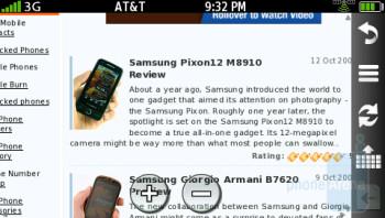 Garmin nuvifone G60 Review