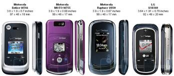 Motorola Entice W766 Review