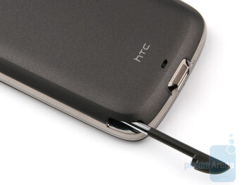 The stylus - HTC Touch2 Review