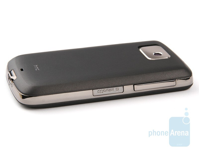 microSD slot - HTC Touch2 Review