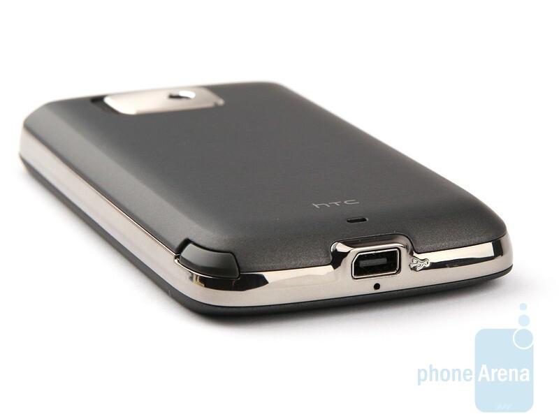 miniUSB port - HTC Touch2 Review