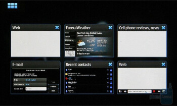 We are extremely impressedby the multitasking - Nokia N900 Preview