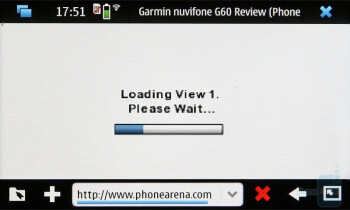 N900 sports full Adobe Flash 9.4 support - Nokia N900 Preview
