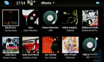 The Multimedia Player of the Nokia N900 - Nokia N900 Preview