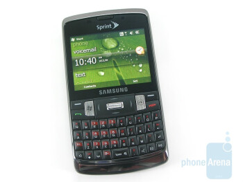 Samsung Intrepid i350 Review